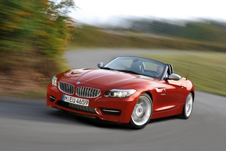 www.SACarFan.co.za- BMW Z4 SDrive35is