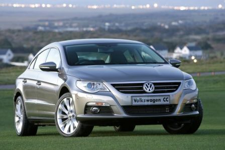 The Volkswagen CC is the first four door coupé to be introduced by