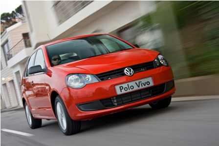 www.SACarFan.co.za - Volkswagen Polo Vivo 1.4 Hatchback