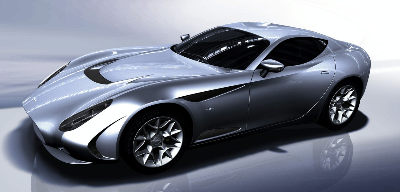 Showroom Cars Top Beautiful Design Cars Zagato Cars
